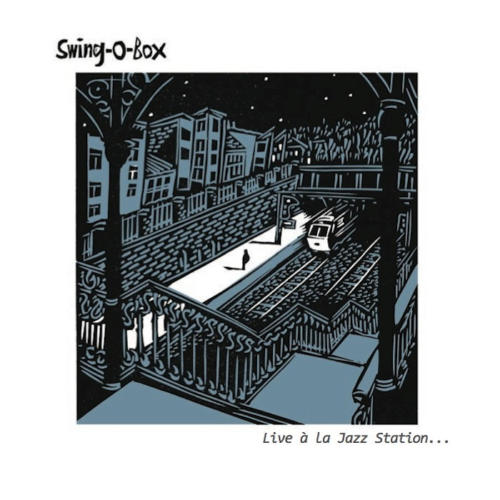 Swingobox - Live à la Jazz Station (2015)